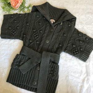 Stella McCartney for GAP grey sweater size 6/7